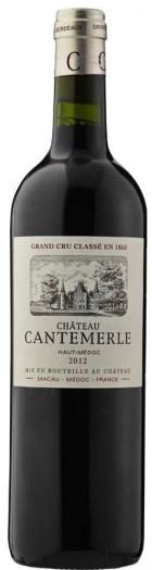 Chateau Cantemerle 0.75L