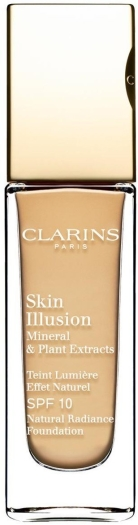 Clarins Skin Illusion Foundation N109 Wheat 30ml