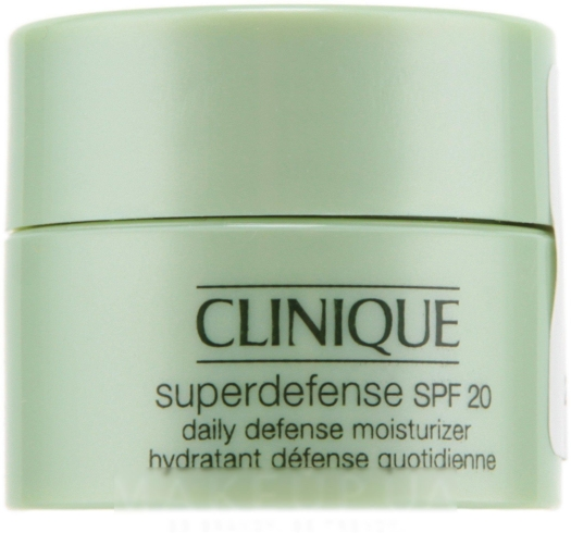 Clinique Superdefense SPF 20 Daily Defense Moisturizer 50ml