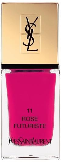 Yves Saint Laurent La Laque Couture Nail Polish N11 Fuchsia 10ml