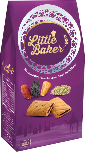 Little Baker Maamoul Anise 250g