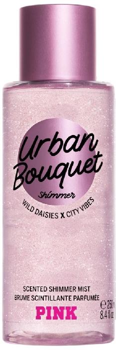 Victoria's Secret Pink Body Urban Bouquet Shimmer Mist 250ML