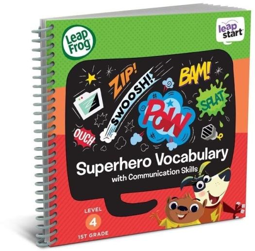 LeapFrog Superhero Vocabulary Book