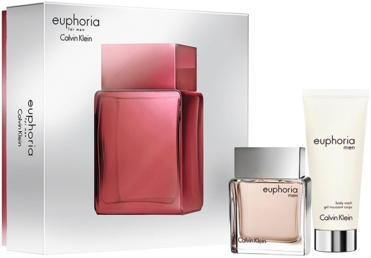 Calvin Klein Euphoria Gift Set For Men EdT