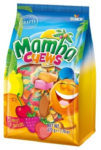 Mamba Fruit Chews