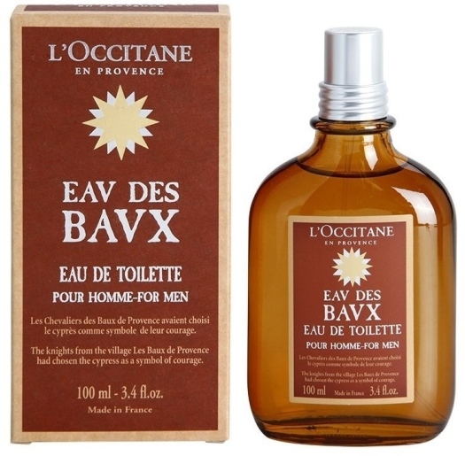 L'Occitane en Provence Eau Des Baux For Men EdT 100ml