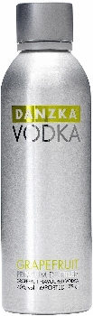 Danzka Vodka Grapefruit 1L