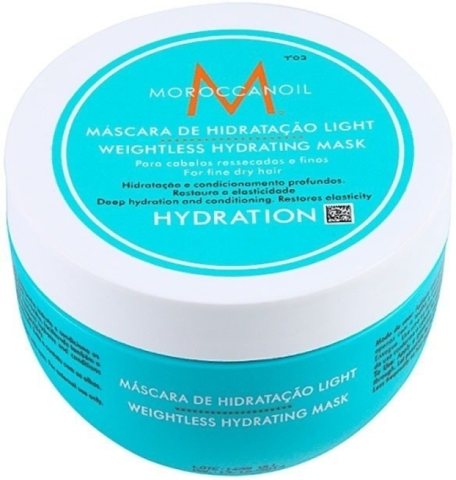 Moroccanoil Weightless Hydrating Hair Mask 250ml