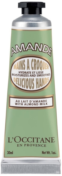 L'Occitane en Provence Almond Delicious Hands 30ml