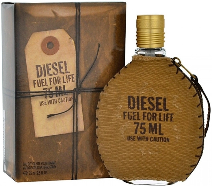 Diesel Fuel for Life Homme 75ml