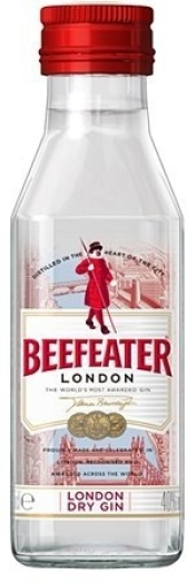 Beefeater Dry Gin 47% 0.05L