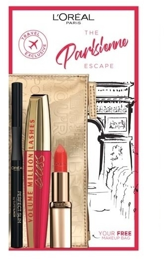 L'Oreal Paris Look On The Go The Parisienne Escape Set