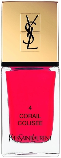 Yves Saint Laurent La Laque Couture N04 Corail 10ml