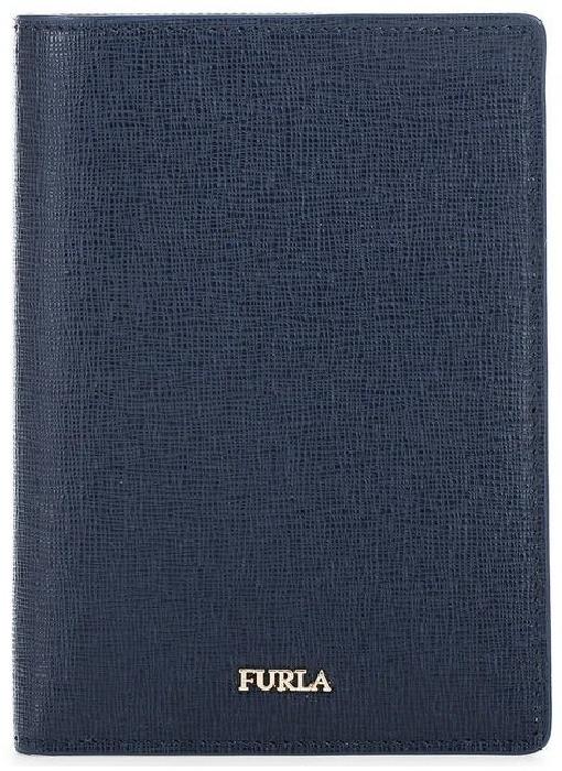 Furla Passport cover Linda 904495 Blue