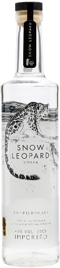 Snow Leopard Vodka 40% 1L