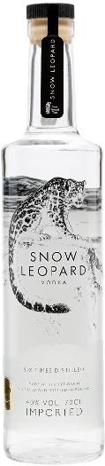 Snow Leopard Vodka 40% 1L