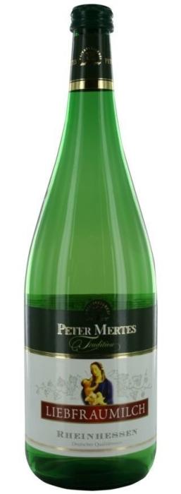 Peter Mertes Liebfraumilch 1L