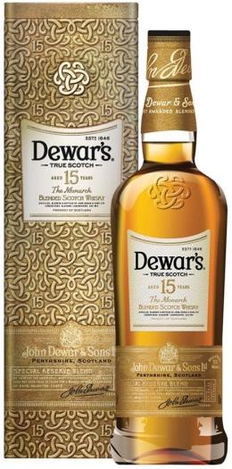 Dewar's 15 Whiskey 40% 1L