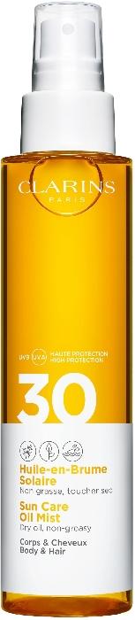 Clarins Sun Care Body&Hair 80050660 Oil Mist SPF30 150ml