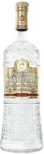 Russian Standard Gold Vodka 40% 0.5L