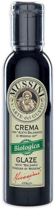 Mussini Balsamic Glaze Biological 150ml