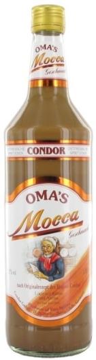 Condor Oma's Sahnelikor Mocca 1L