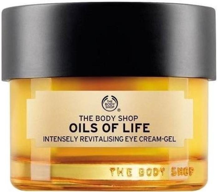 The Body Shop Oils of Life Eye Cream Gel 20ml
