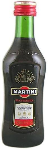 Martini Rosso 50ml
