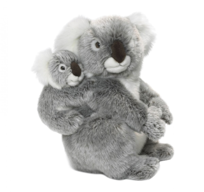 WWF Koala Mother and Kid