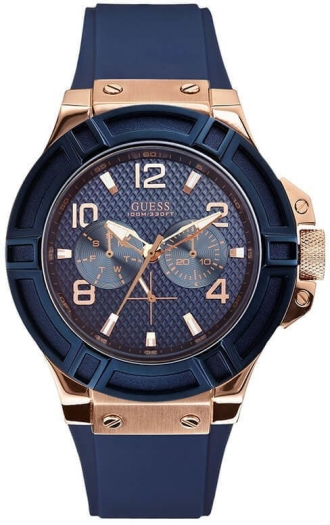 Guess Men's Watch W0247G3