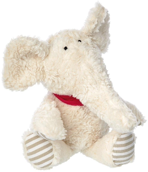 Sigikid Cuddly Toy Elephant Natural Love
