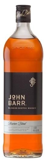 John Barr Black Reserve Blend