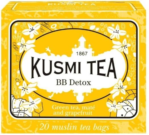 Kusmi Tea Kusmi BB Detox 20 Bags 44g