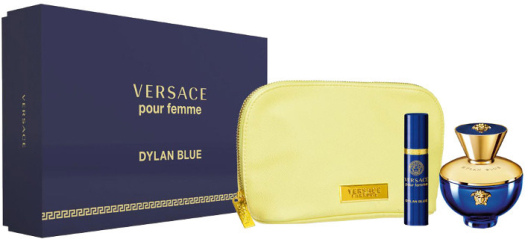 Versace Pour Femme Dylan Blue Gift Set 110ml
