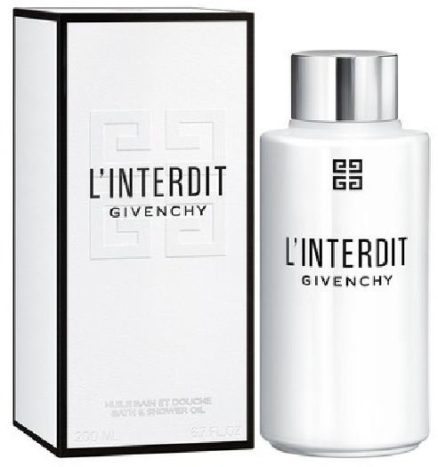 Givenchy L'Interdit Bath and Shower Gel
