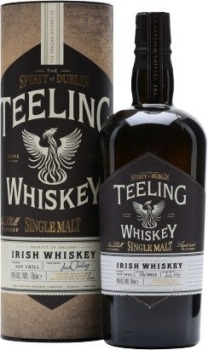Teeling Single Malt Irish Whiskey 0.7L
