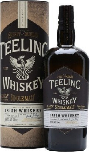 Teeling Single Malt Irish Whiskey 0.7L
