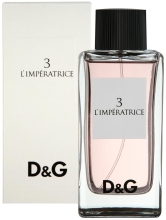 Eau de Toilette Dolce & Gabbana L`Imperatrice 3 100ml