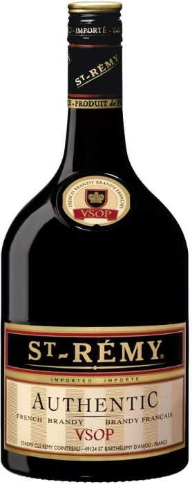 Saint-Remy Authentic VSOP Brandy 1L