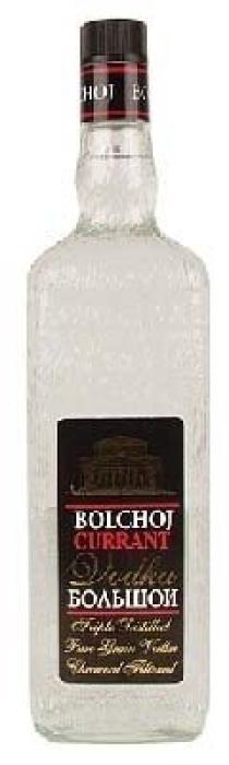 Bolchoj Currant Vodka 40% 1L