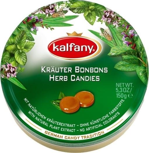 Kalfany Krauter 150g