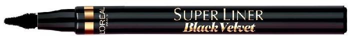 L'Oreal Paris Superliner Eyeliner Black Velvet 6g