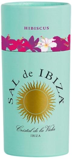 Sal de Ibiza Granito con Hibiscus pourer 90g