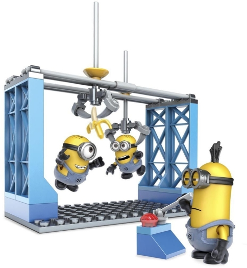 Mega Construx Mega Bloks Despicable Me Themed Figure Packs