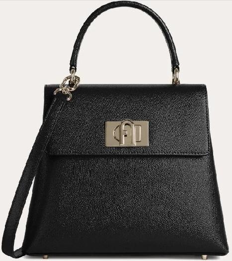 Furla 1927 Handbag, Black BAKPACOARE000O600010