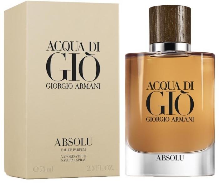 Giorgio Armani Acqua di Gio pour Homme Absolu EdP 75ml