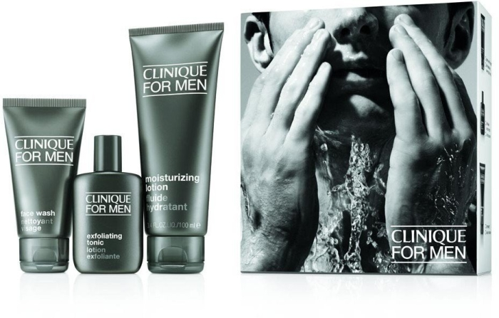 Clinique Great Skin For Him I/II Set 100+50+30ml