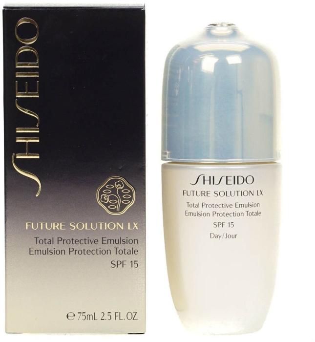 Shiseido Future Solution LX Total Protective Emulsion SPF 15 75ml