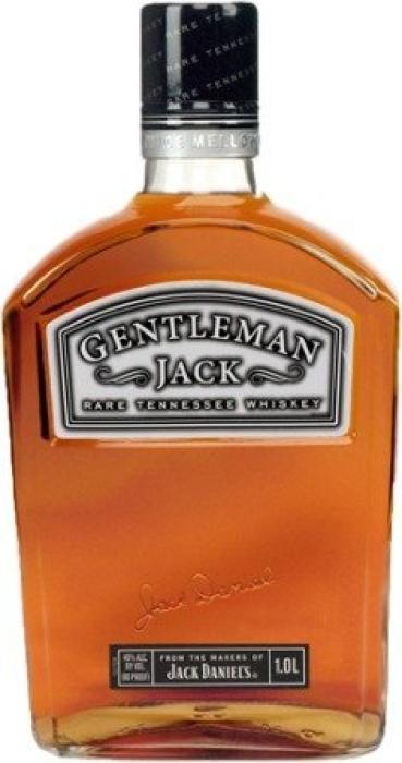 Jack Daniel's Gentleman Jack 40% Whisky 1L