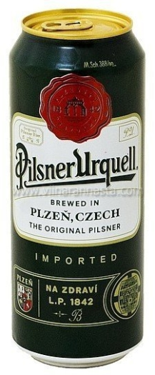 Pilsner Urquell Light Beer 0.5L